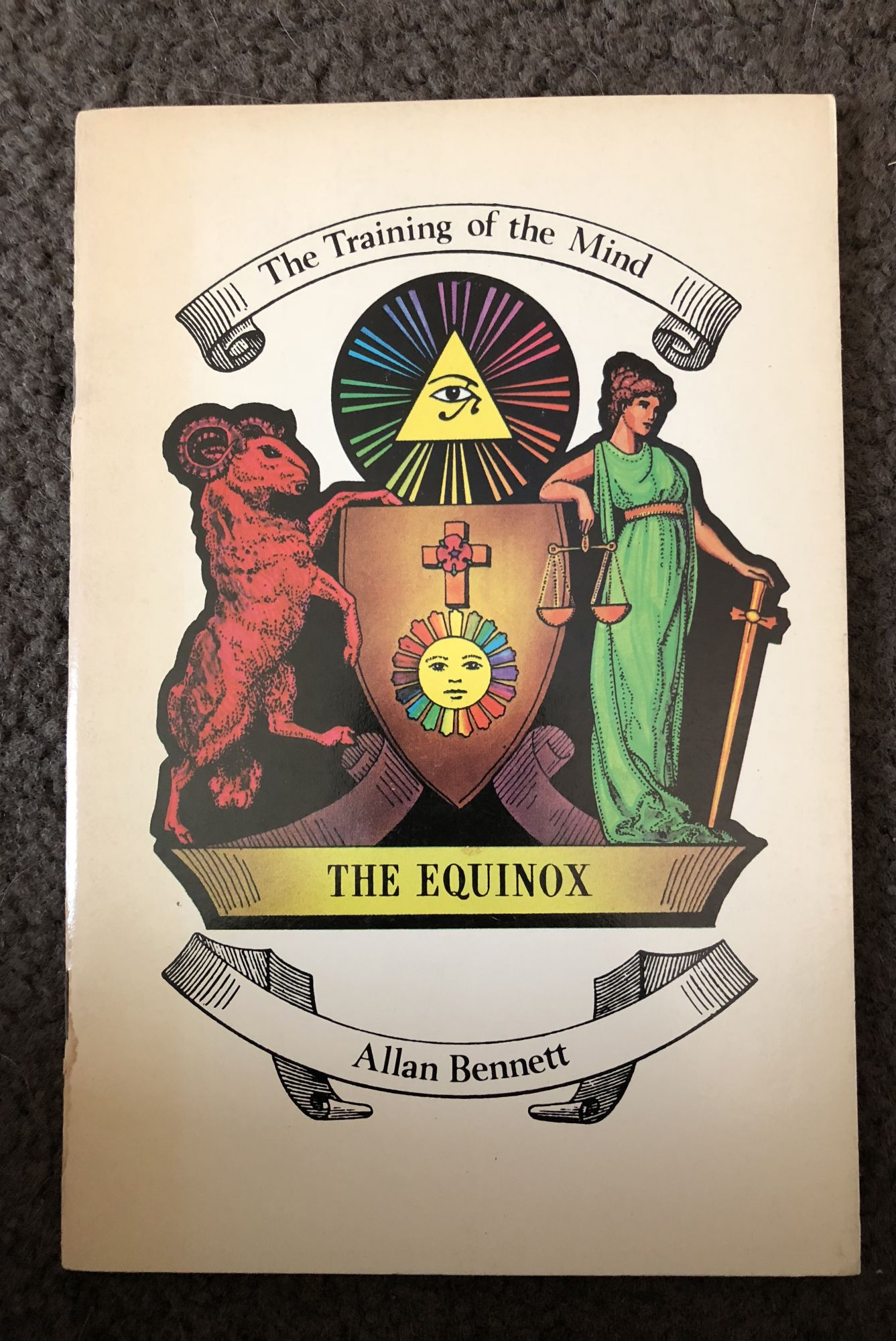The Equinox, The Training of the Mind