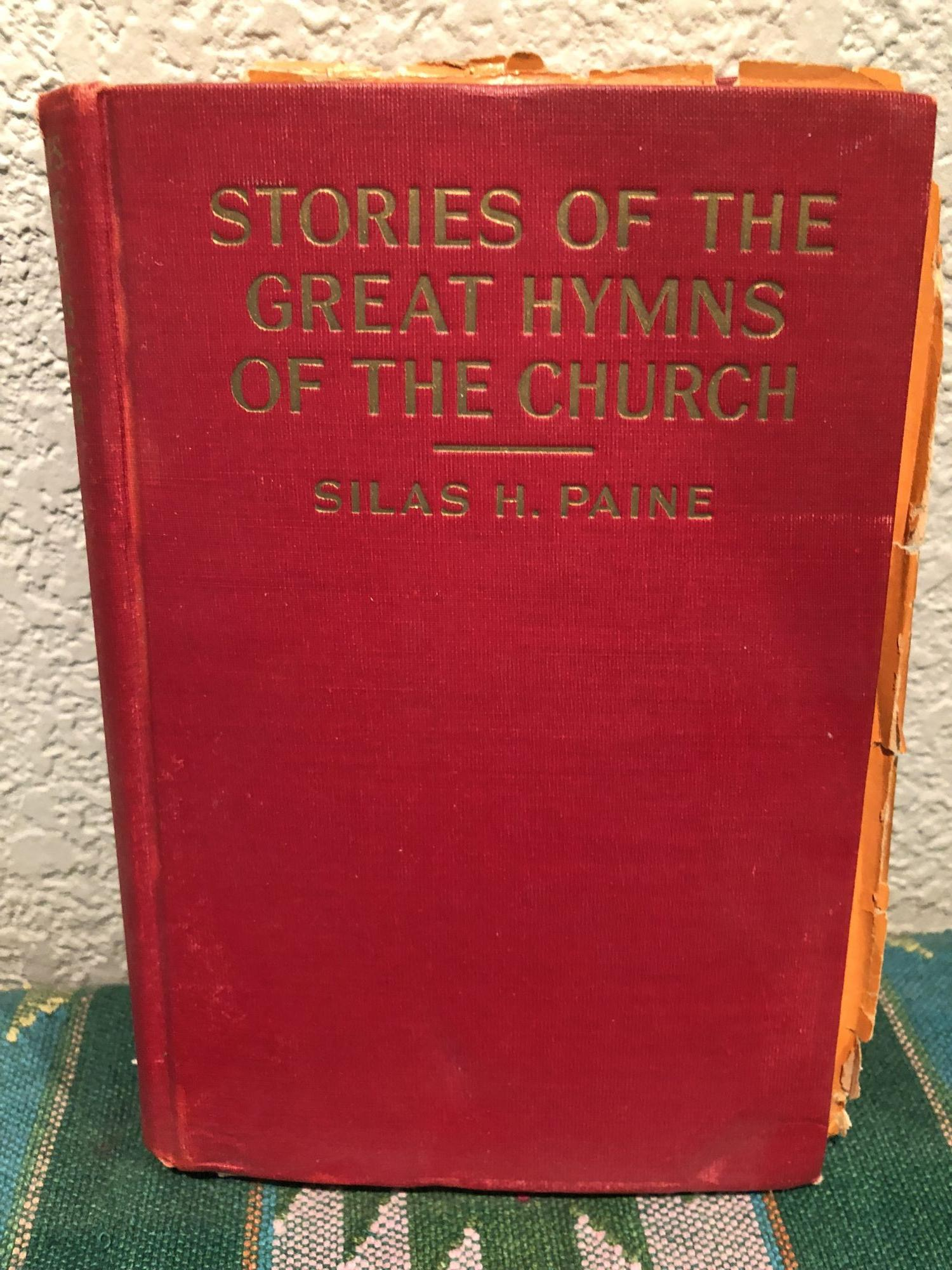 Stories of the Great Hymns of the church