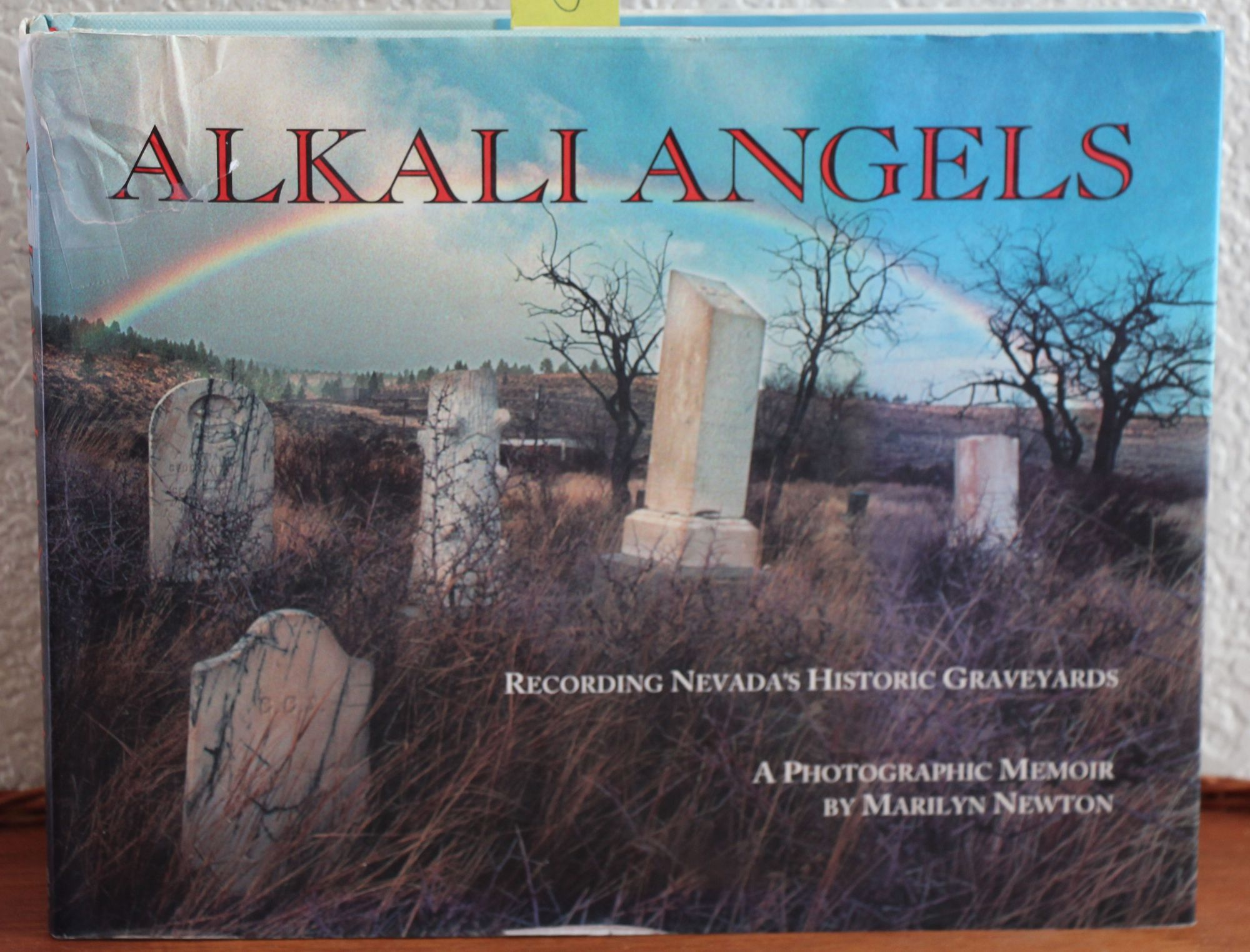 Alkali Angels Recording Nevada's Historic Graveyards