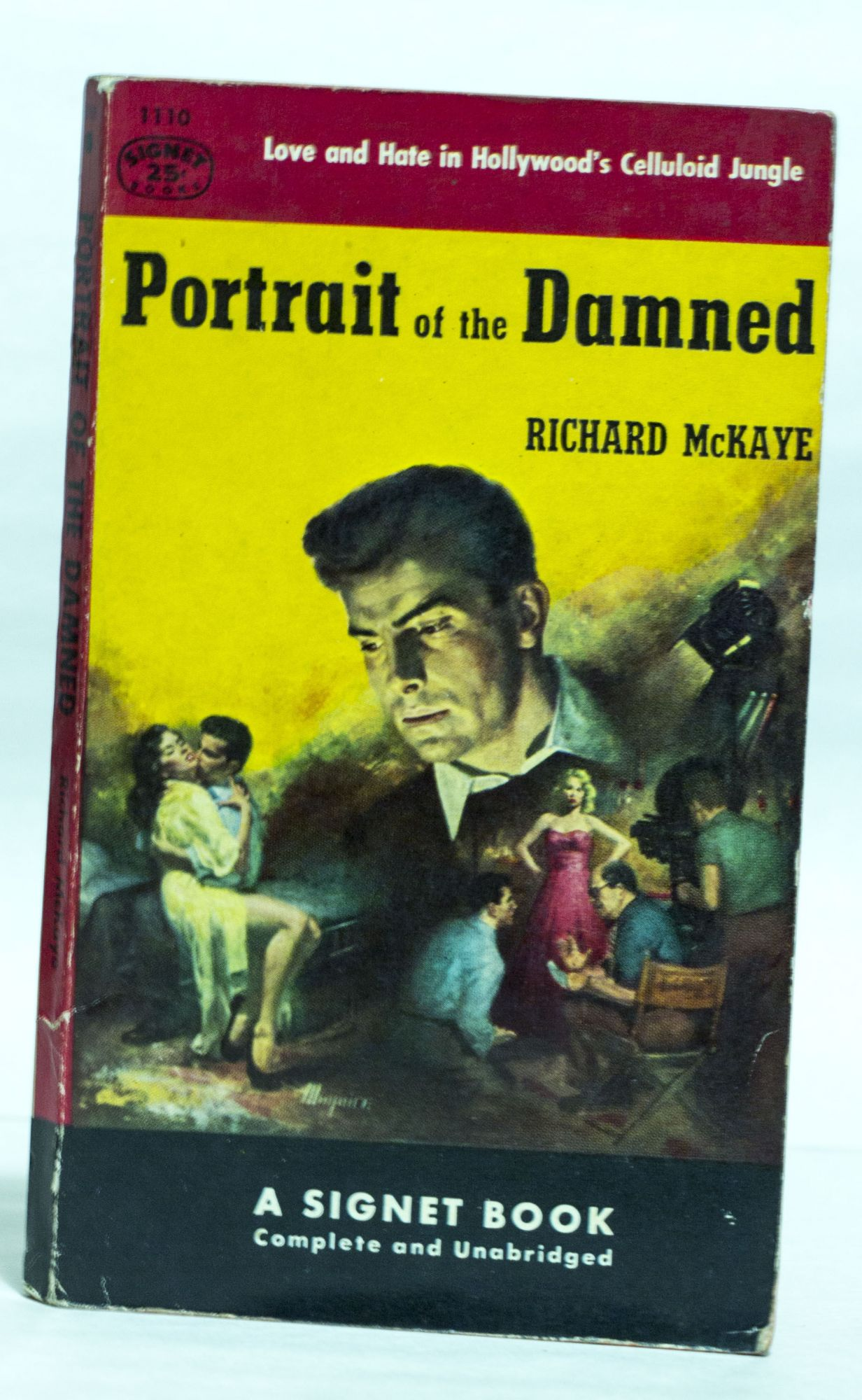 Portrait of the Damned 1110 Complete and Unabridged