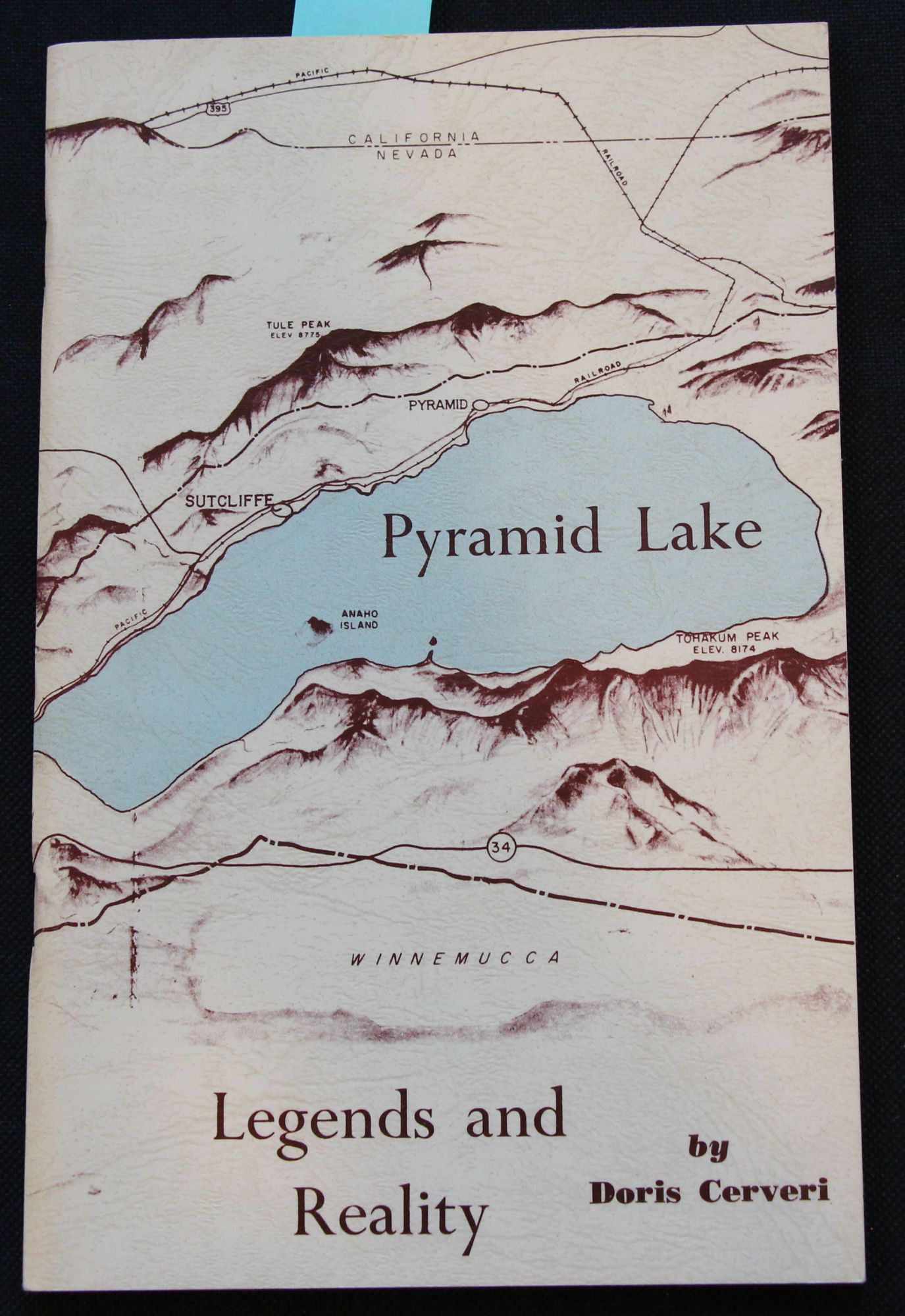 Pyramid Lake Legends and reality