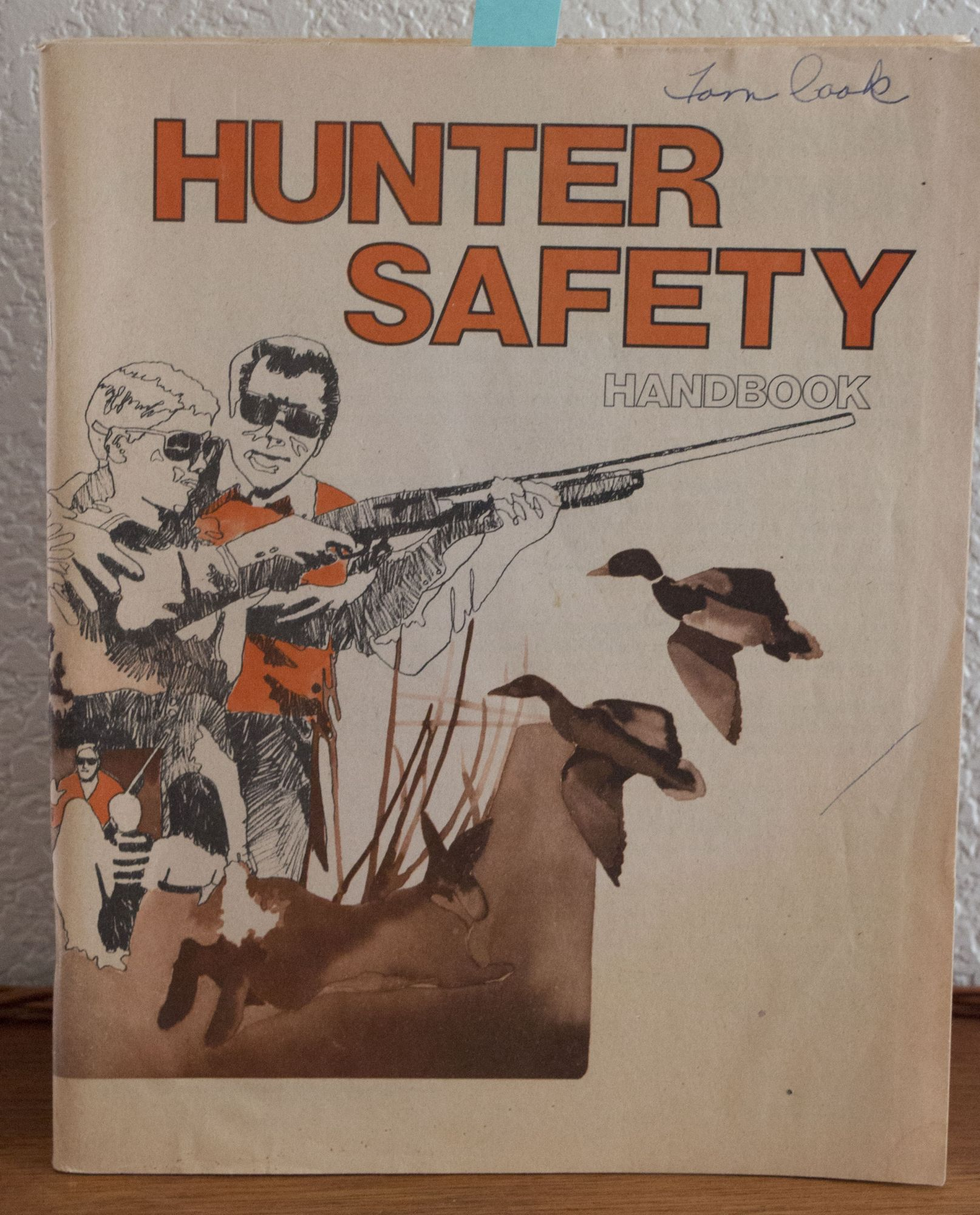 Georgia Hunter Education Book