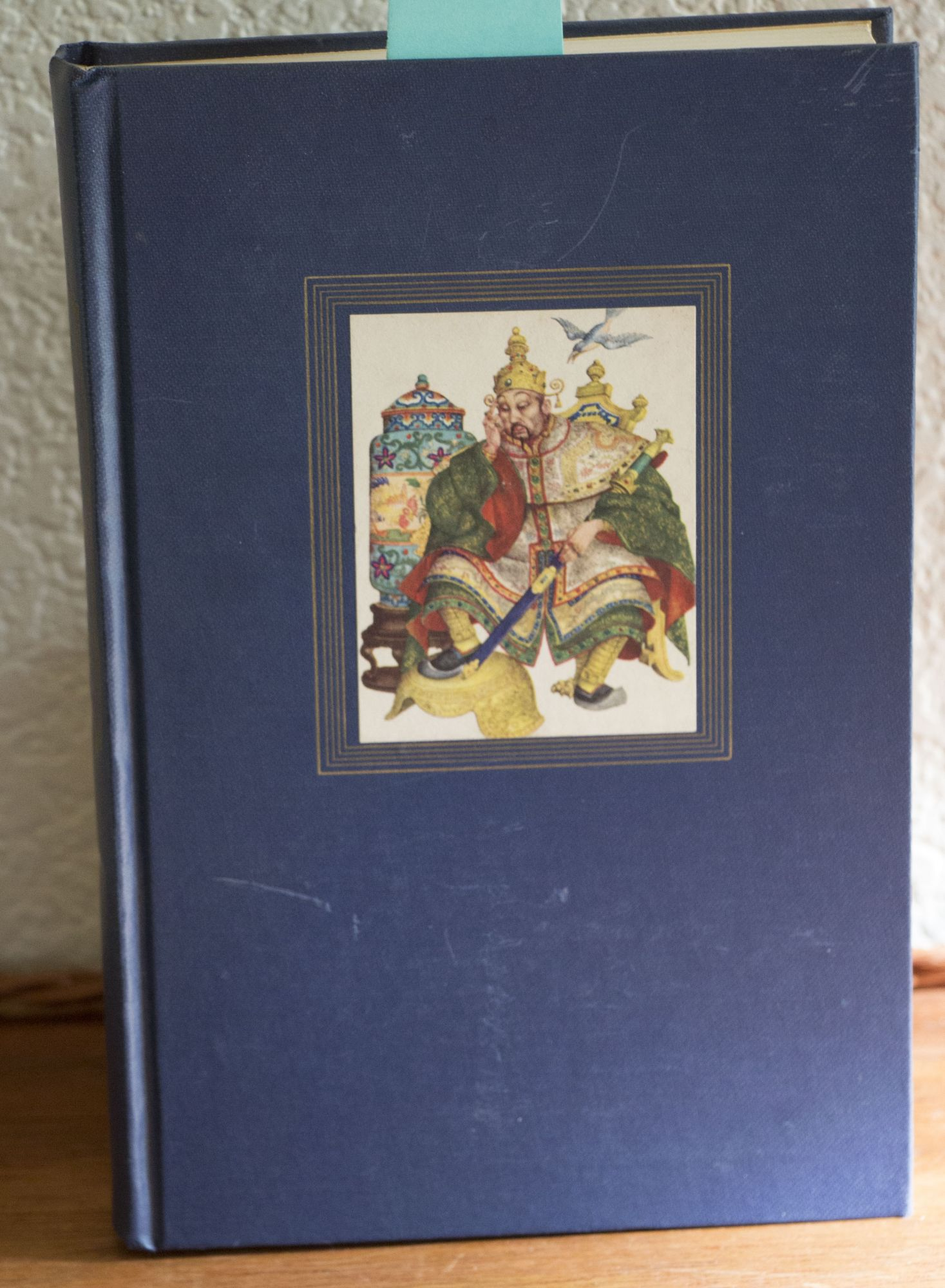 Andersen's Fairy Tales Color Illustrated Arthur Szyk