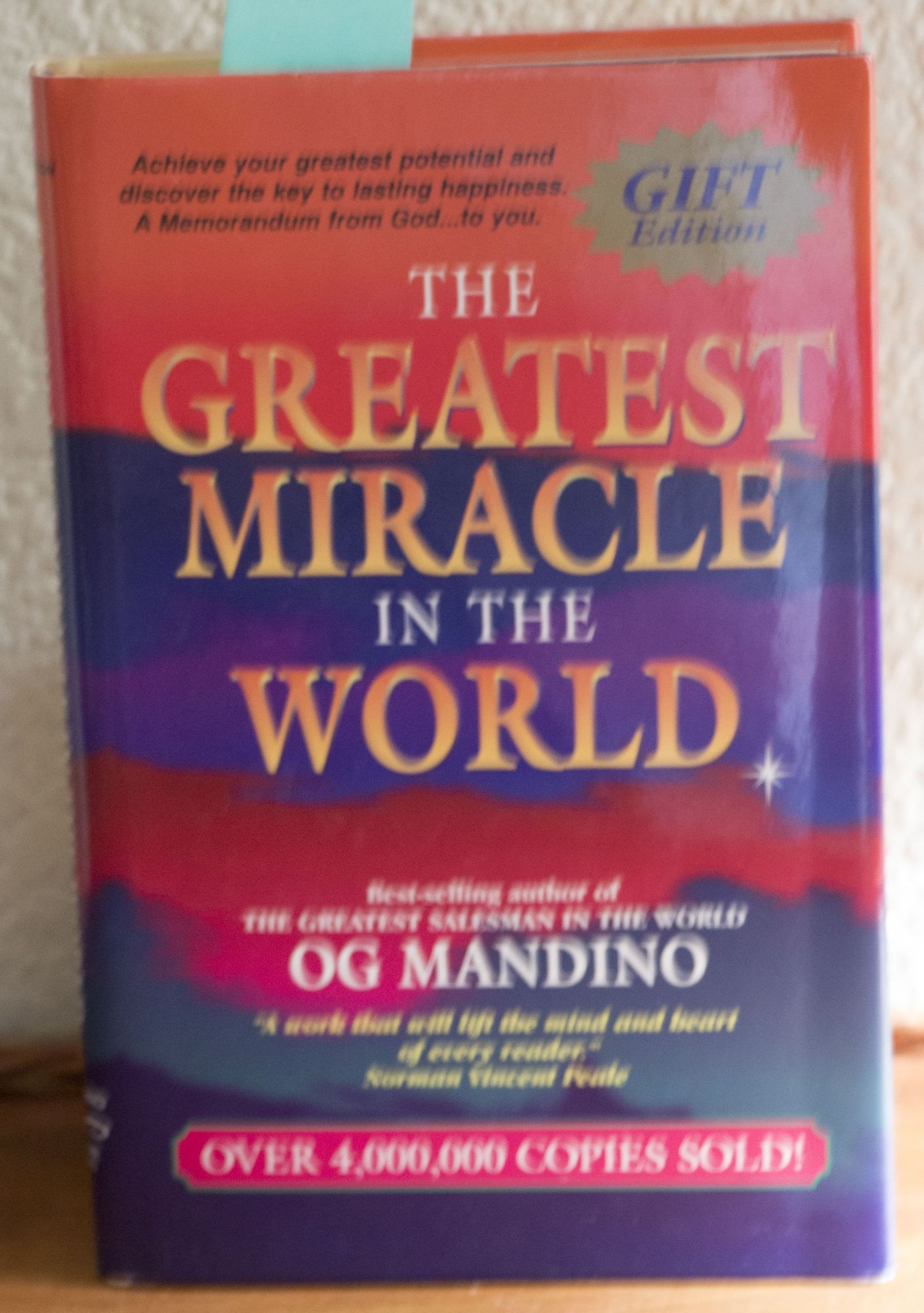 The Greatest Miracle in World