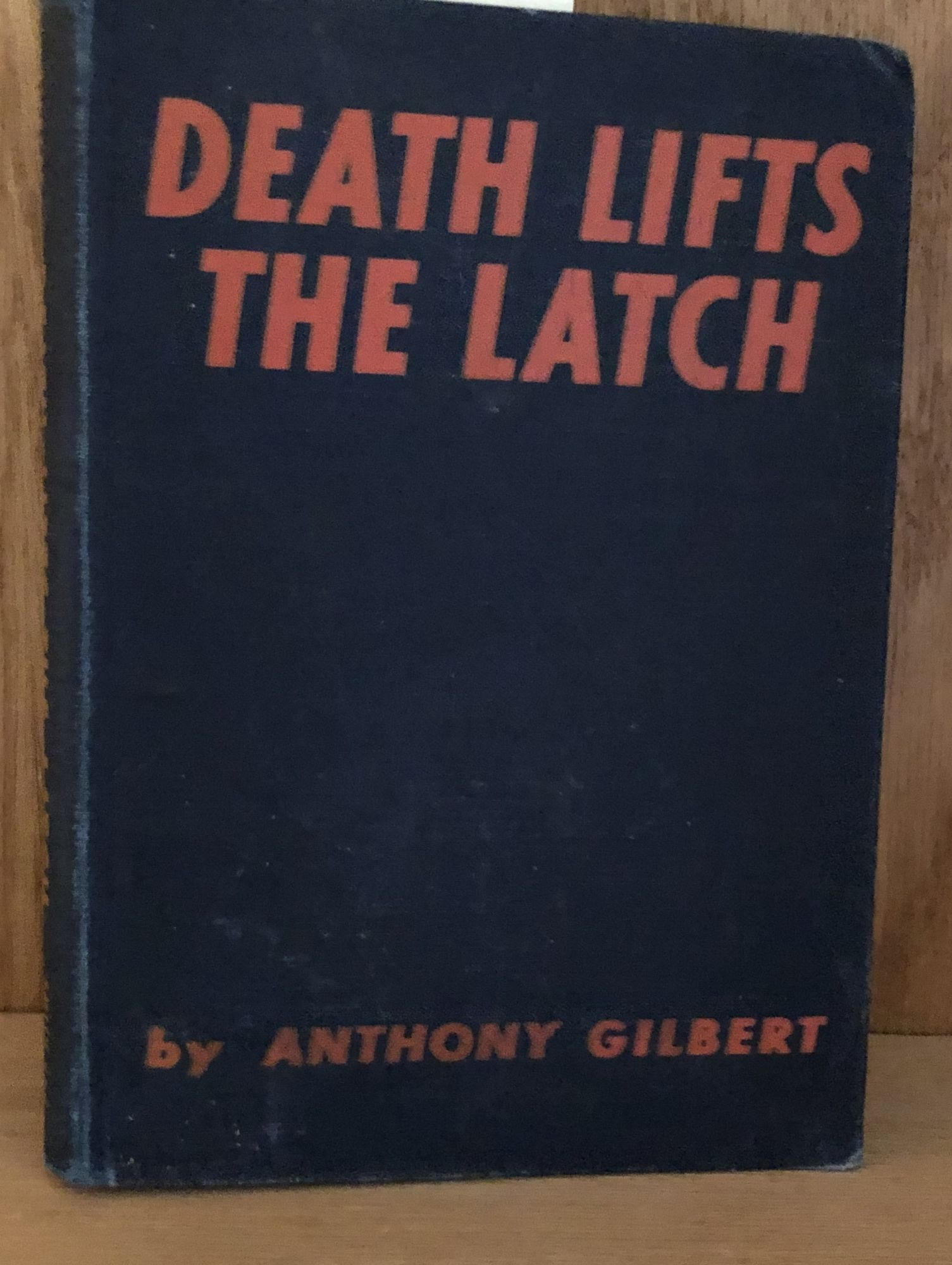 Death Lifts the Latch