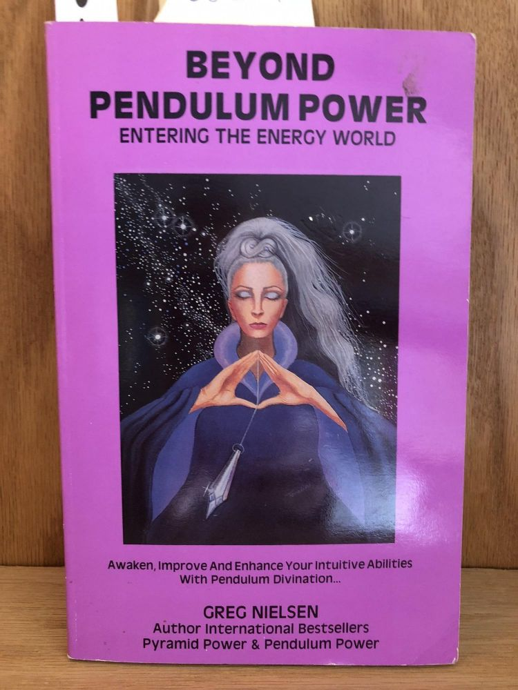 Beyond Pendulum Power. Greg Nielsen.
