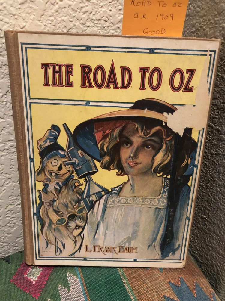 The Road to Oz. L. Frank Baum.