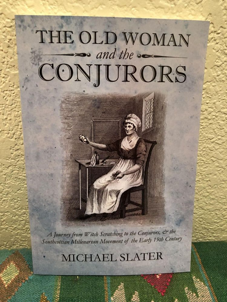 The Old Woman and the Conjurors. Michael Slater.
