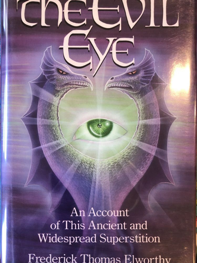 The Evil Eye An Account of This Ancient and Widespread Superstition, The Devil's Bride Exorcism: Past and Present, Encyclopedia of Hell. Frederick Thomas Elworthy, Miriam Van, Scott, Martin, Ebon.