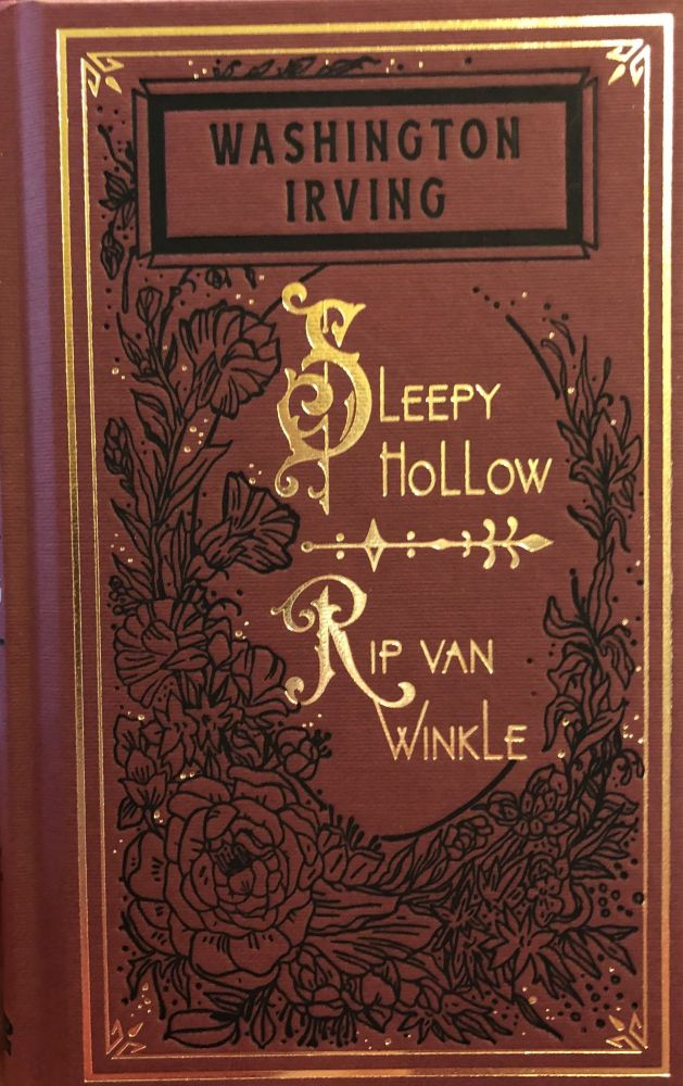 The Legend of Sleepy Hollow / Rip Van Winkle. Washington Irving.