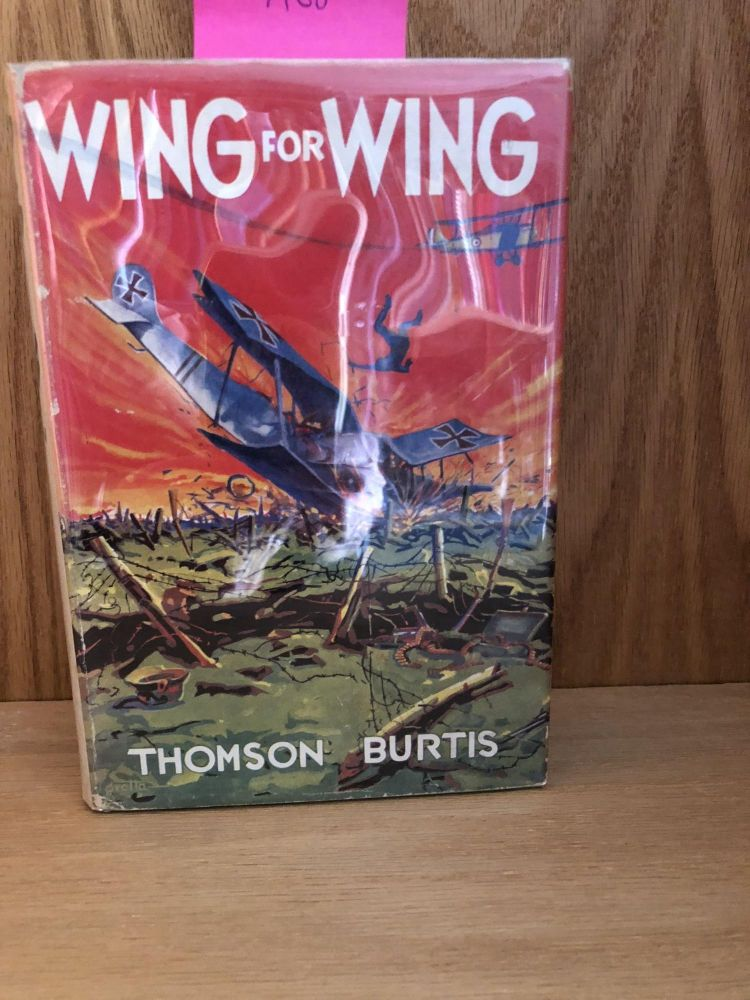 Wing for Wing. THOMson Burtis.