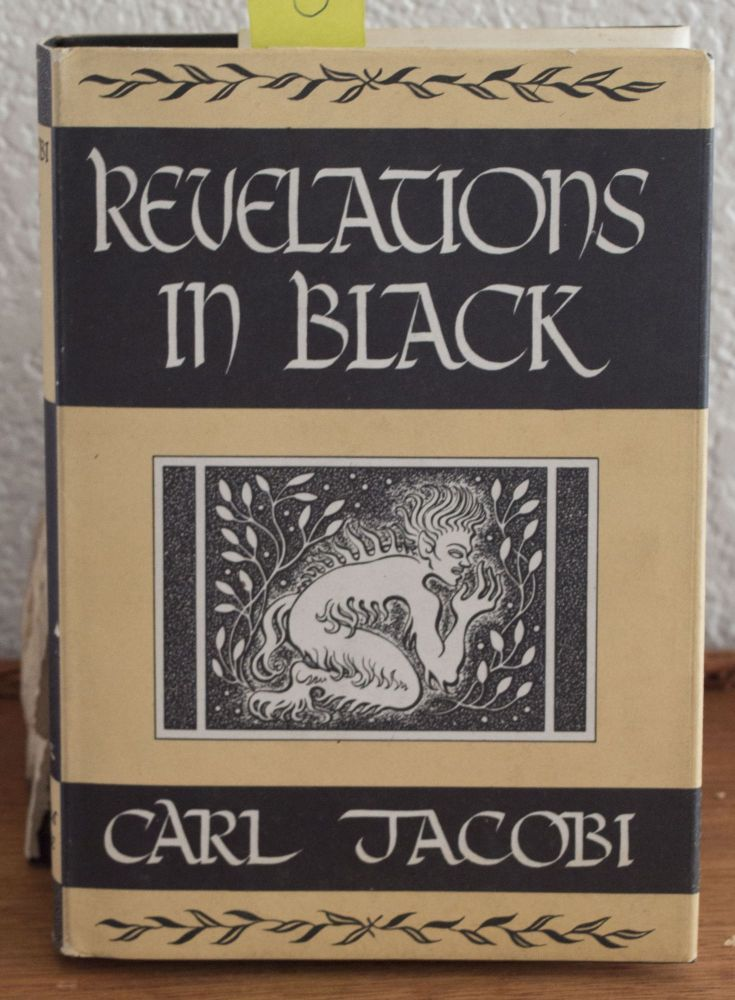 Revelations in Black. Carl Jacobi.