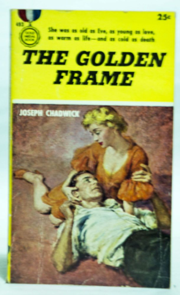 THE GOLDEN FRAME 493. Joseph Chadwick.