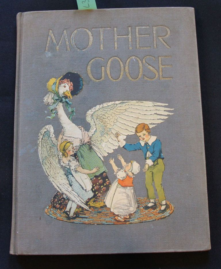 Mother Goose Volland Popular Edition. Eulalie Osgood Grover, Re-Arranged and edited.
