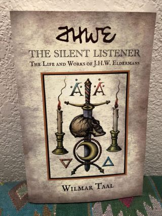 The Silent Listener, The Life and Works of J.H.W. Eldermans. Wilmar Taal