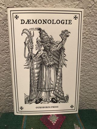 Daemonologie. King James