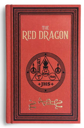 THE RED DRAGON This is a new faithful english edition, translated edited and with a preface by...