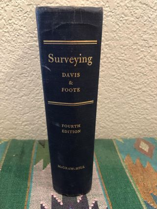 Surveying Theory & Practice, Fourth Edition AND RARE Solution Journal to the Textbook intended...