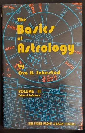 The Basics of Astrology Vol II & III