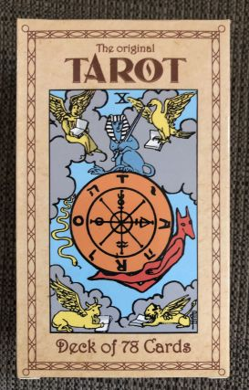 The Original Tarot. Arthur Edward Waite