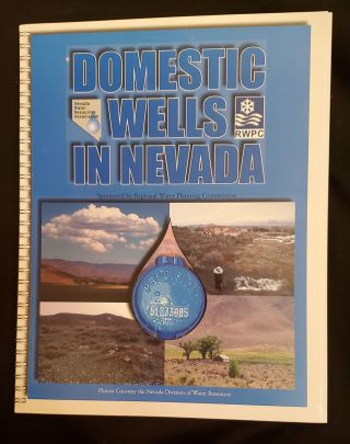 Domestic Wells in Nevada. Dr. Michael Strobel, Dean Alford, Tracy Taylor