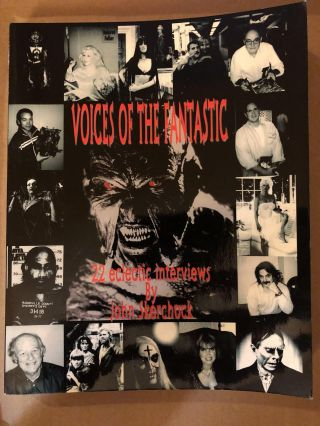 Voices of the Fantastic. John Skerchock