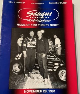 12th Annual Skoal Bandit Copper World Classic Phoenix International Raceway February 3-4-5, 1989, Saugus Speedway LA's Place to Race Home of 1991 Turkey Night, 21st Hulman Hundred Indiana State Fairgrounds Friday Night May 2th, 2001, Ted & T. J. Hollingsworth's Thunder in the Dome January 20, 1996, State Fair Indiana 36th Annual Hoosier 100 September 10, 1988, 3rd Annual Hoosier Dome Invitational USAC Midget Races, Ted Hollingsworth's Hoosier Dome Invitational X USAC Midget Racing Spectacular Saturday, January 29, 1994