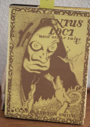 Genius Loci and Other Tales. Clark Ashton Smith