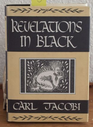 Revelations in Black. Carl Jacobi
