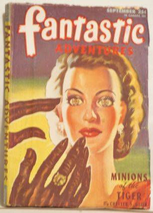 Fantastic Adventures- September 1946 25¢ Volume 8 No. 4