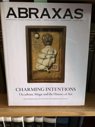 Abraxas Charming Intentions Special Issue No.1 Summer 2013. Daniel Zamani