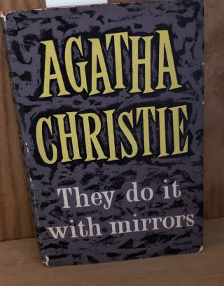 They Do it with Mirrors. Agatha Christie