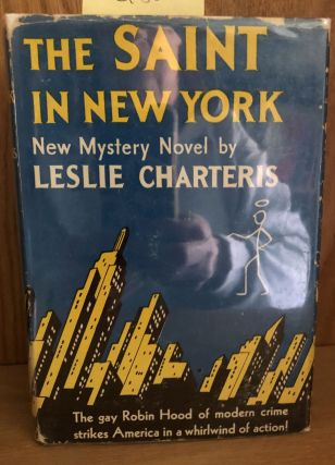 The Saint in New York. Leslie Charteris