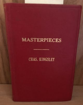 Masterpieces. Charles Kingsley